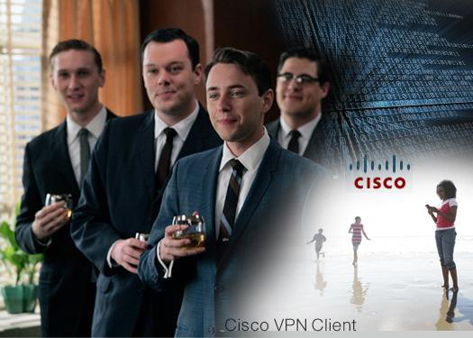 Cisco VPN clients