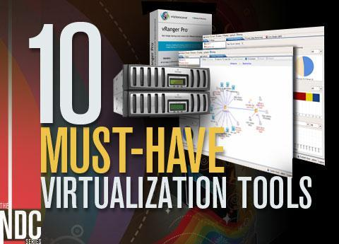 10 must-have virtualization tools