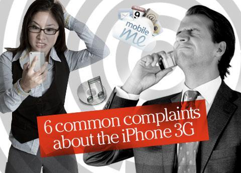 What\'s wrong with Apple\'s iPhone 3G?