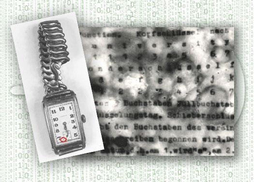 the history of steganography