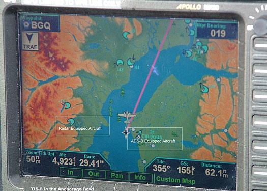 The FAA\'s satellite system
