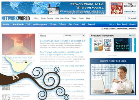 Network World Tweets