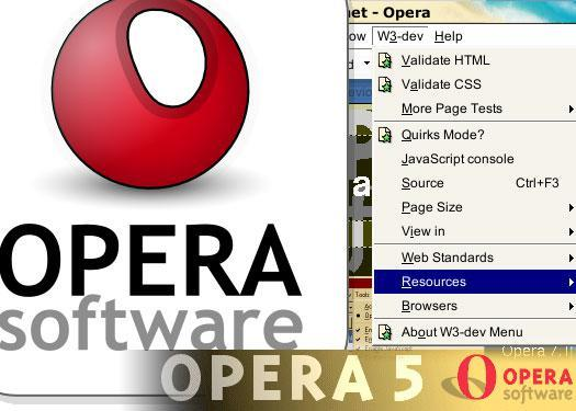 Opera introduced, targets mobile devices