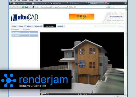 AfterCAD Online