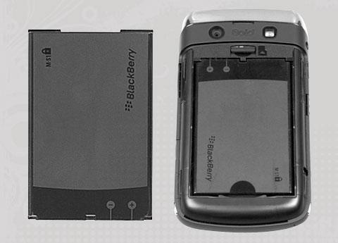 First look: RIM's BlackBerry Bold 9700   Network World