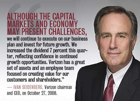 Verizon anticipates future growth