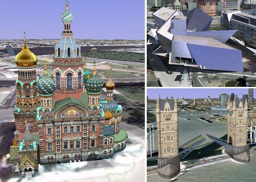 10 stunning 3D buildings made with Google SketchUp | Network
