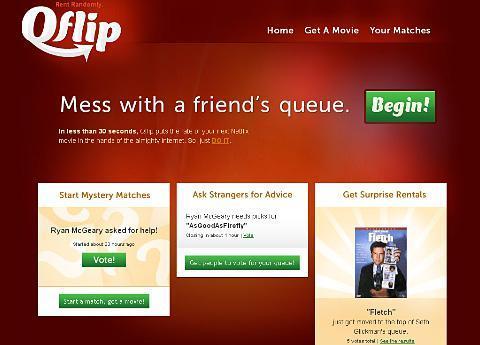 Second prize: Qflip