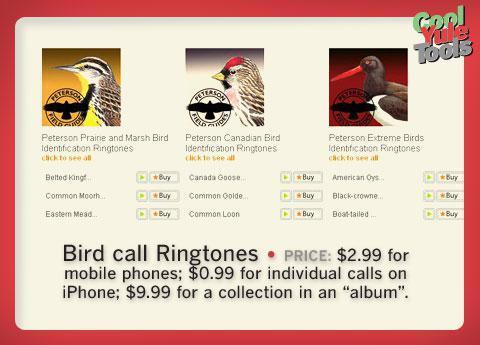 Bird call Ringtones