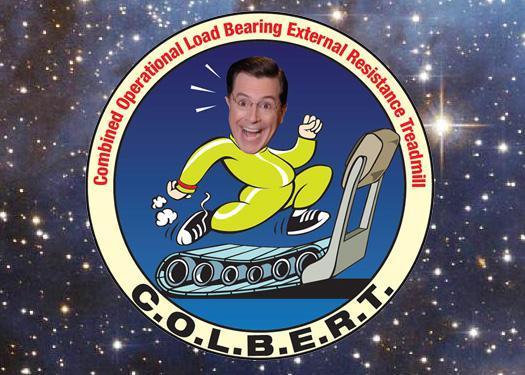 Colbert loses NASA toilet: