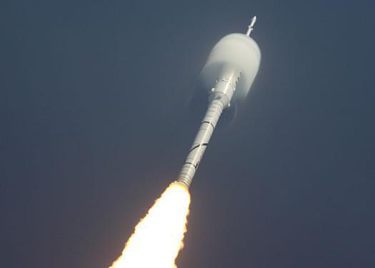 We have a rocket (sort of):