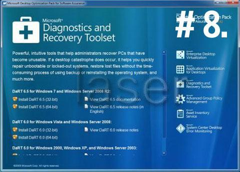 Microsoft Desktop Optimization Pack R2 2009