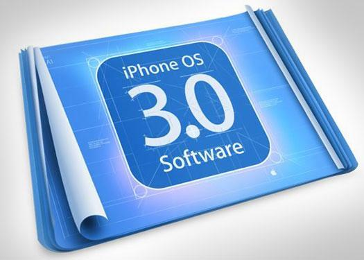 No. 3 iPhone OS 3.0 introduces cut, copy, and paste and slew of new features: