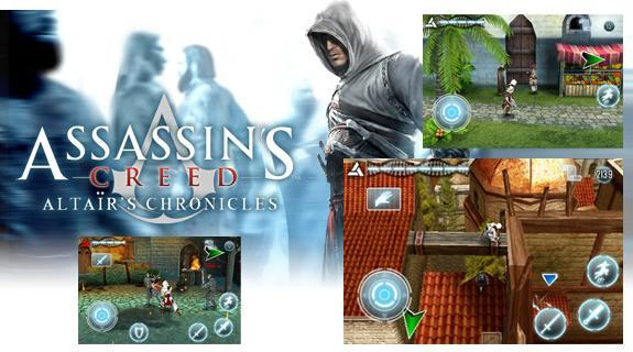Assassin\'s Creed: Altaïr\'s Chronicles