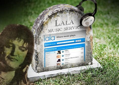 Lala music service