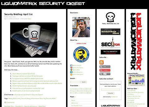 Liquidmatrix Security Digest