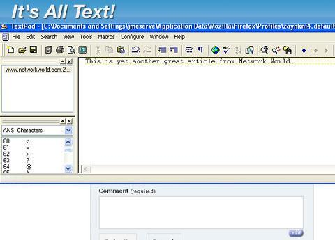 It\'s All Text!