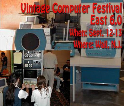 Vintage Computer Festival East 6.0