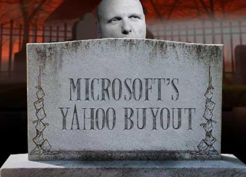 Microsoft's Yahoo buyout