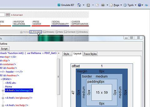 Mircosoft follows Firefox\'s lead on debugging tool