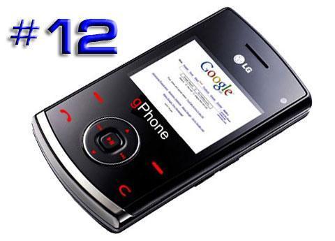 Google gPhone speculation