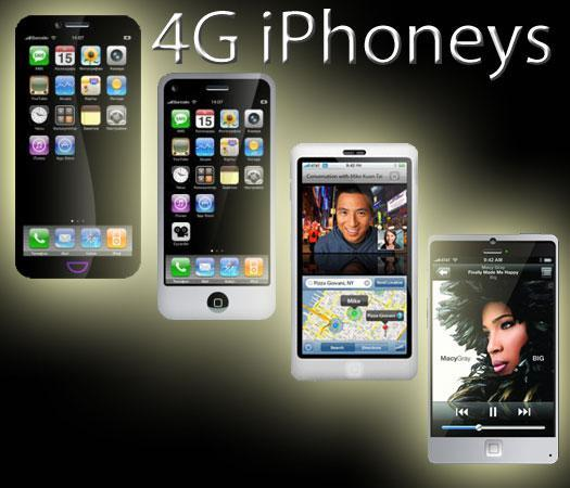 Apple iPhoneys: The 4G edition