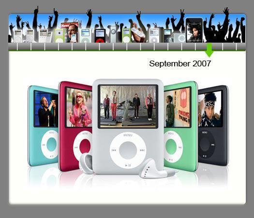 iPod Nano 3.0