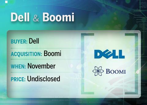 Dell buys Boomi