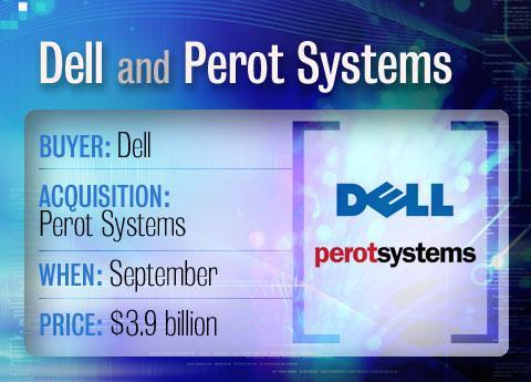 Dell buys Perot Systems