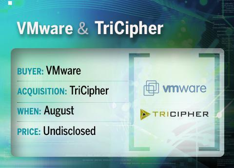 VMware busy TriCipher