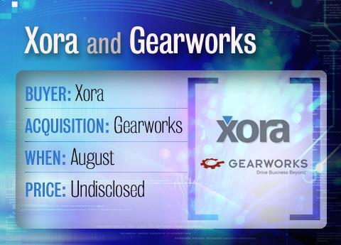 Xora and Gearworks merge