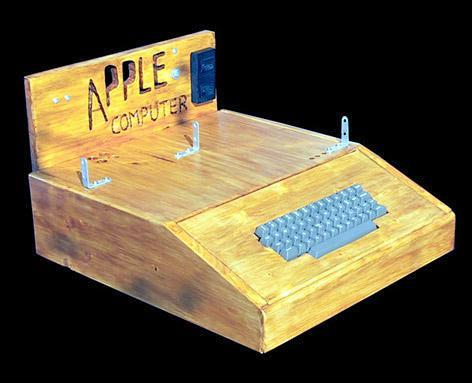The Original Apple: The Mother of All Mac Motherboards