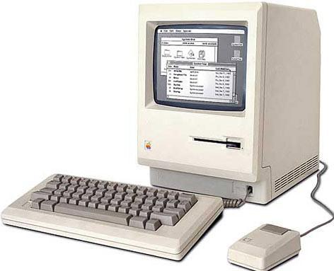 Mac 128K: The Original Macintosh