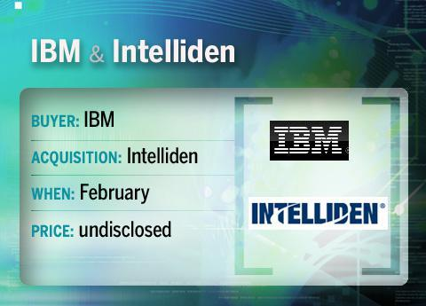 IBM buys Intelliden