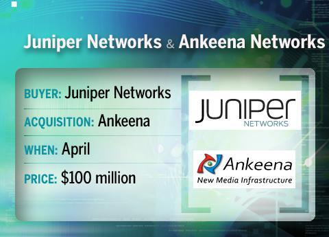 Juniper buys Ankeena