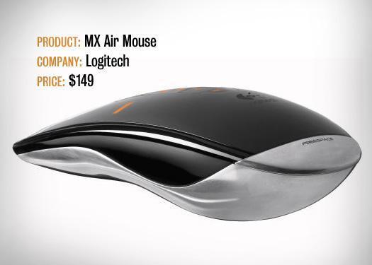 Logitech's MX Air Mouse
