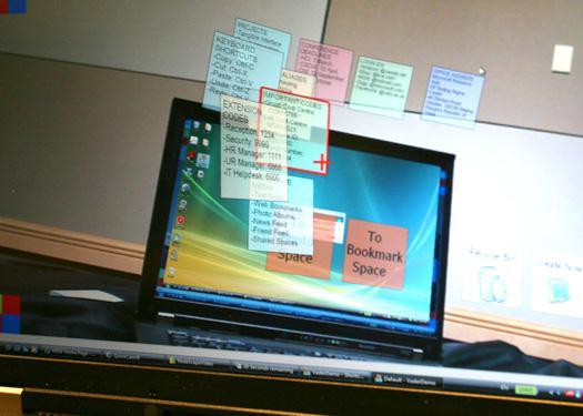 Sticky Notes in Augmented Reality