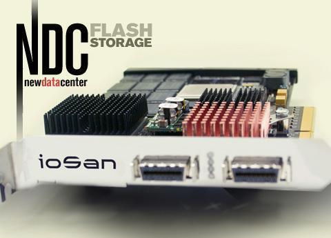 Fusion-io's ioSAN