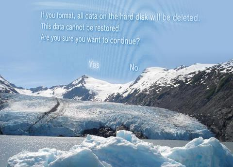 Alaska department faces cold data-loss reality