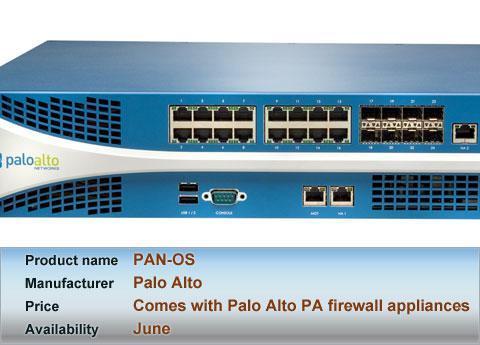 Palo Alto Networks' PAN-OS 3.0