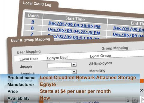 Egnyte\'s Local Cloud on Network Attached Storage