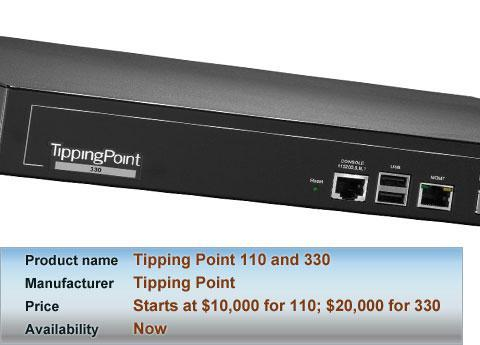 Tipping Point 110 and 330