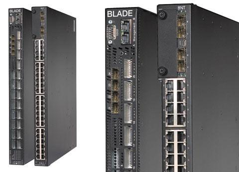 BLADE rolls out top-of-rack data center switches