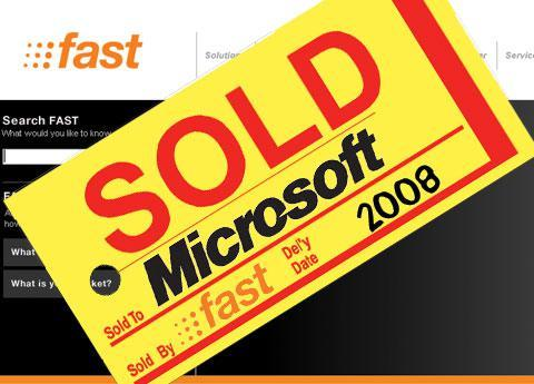 Microsoft and Fast Search & Transfer