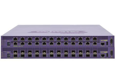 Extreme unveils 10G top of rack data center switch