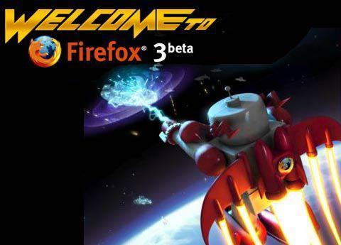 Sneak peek at the near-final release of Firefox 3 browser