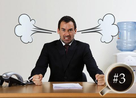Swearing at work is a good thing?