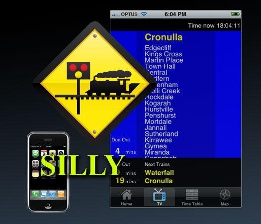 Transit Sydney app