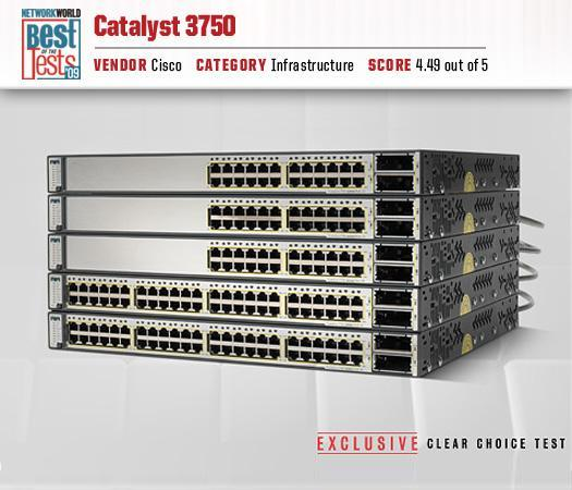 Cisco\'s Catalyst 3750 Series Switch