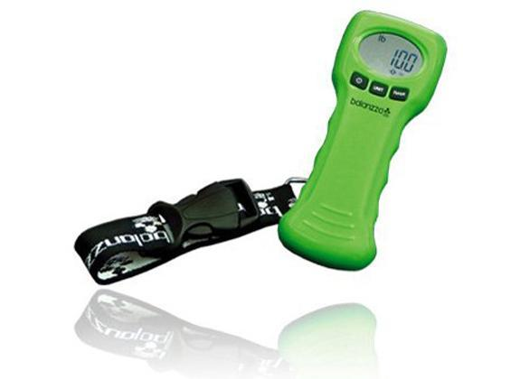 Balanzza Ergonomic Digital Luggage Scale
